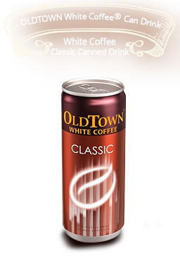 OLDTOWN White Coffee Can Drink