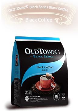 OLDTOWN Black Series Black Coffee