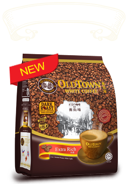 OldTown White Coffee™ 3in1 Extra Rich