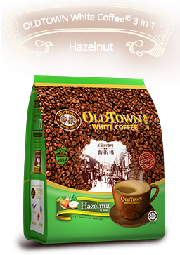 OldTown White Coffee™ 3in1 Hazelnut