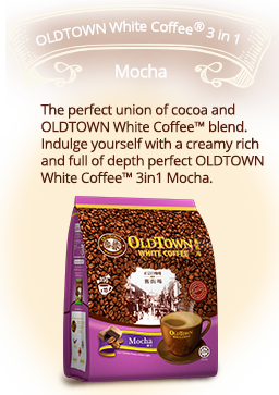 OldTown White Coffee™3in1 Mocha