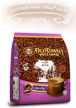 OldTown White Coffee™ 3in1 Mocha