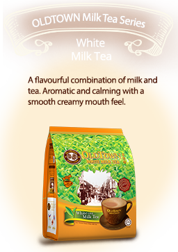 OldTown White Coffee™ 3in1 White Milk Tea